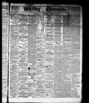 Whitby Chronicle, 28 Feb 1867