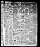 Whitby Chronicle, 7 Mar 1867