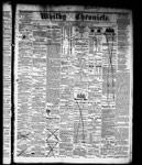 Whitby Chronicle, 28 Mar 1867