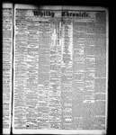 Whitby Chronicle, 2 May 1867