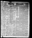 Whitby Chronicle, 23 May 1867