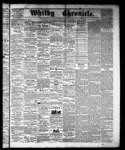 Whitby Chronicle, 13 May 1869