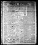 Whitby Chronicle, 1 Jul 1869