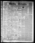 Whitby Chronicle, 2 Sep 1869