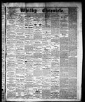 Whitby Chronicle, 7 Oct 1869