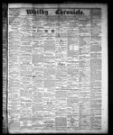Whitby Chronicle, 21 Oct 1869