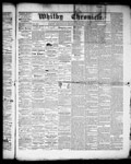 Whitby Chronicle, 25 Aug 1870