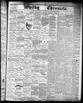 Whitby Chronicle, 17 Jan 1878