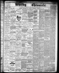 Whitby Chronicle, 21 Feb 1878