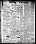 Whitby Chronicle, 7 Mar 1878