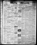 Whitby Chronicle, 18 Apr 1878