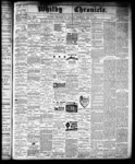 Whitby Chronicle, 16 May 1878