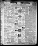 Whitby Chronicle, 23 May 1878