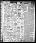Whitby Chronicle, 1 Aug 1878