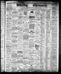 Whitby Chronicle, 22 Aug 1878
