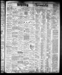 Whitby Chronicle, 5 Sep 1878
