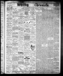 Whitby Chronicle, 12 Sep 1878