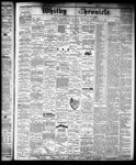 Whitby Chronicle, 26 Sep 1878