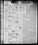 Whitby Chronicle, 3 Oct 1878
