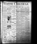 Whitby Chronicle, 4 Mar 1887