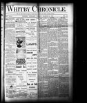 Whitby Chronicle, 18 Mar 1887