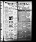 Whitby Chronicle, 27 May 1887