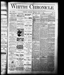 Whitby Chronicle, 8 Jul 1887