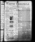 Whitby Chronicle, 22 Jul 1887