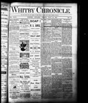 Whitby Chronicle, 29 Jul 1887