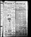 Whitby Chronicle, 19 Aug 1887