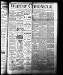Whitby Chronicle, 2 Sep 1887