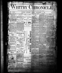 Whitby Chronicle, 16 Dec 1887