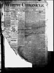 Whitby Chronicle, 1 Jan 1892
