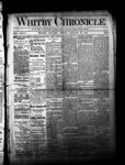 Whitby Chronicle, 29 Jan 1892