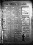 Whitby Chronicle, 3 Aug 1911