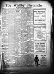 Whitby Chronicle, 24 Aug 1911