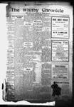 Whitby Chronicle, 31 Aug 1911