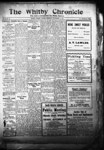 Whitby Chronicle, 14 Sep 1911