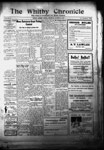Whitby Chronicle, 19 Oct 1911