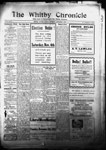 Whitby Chronicle, 2 Nov 1911