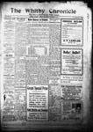 Whitby Chronicle, 9 Nov 1911