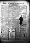 Whitby Chronicle, 23 Nov 1911
