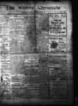 Whitby Chronicle, 25 Jan 1912