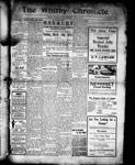 Whitby Chronicle, 14 Mar 1912