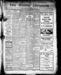 Whitby Chronicle, 21 Mar 1912