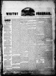 Whitby Freeman (Whitby, ON: J. S. Sprowle, 1850), 16 Jan 1850