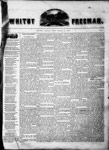 Whitby Freeman (Whitby, ON: J. S. Sprowle, 1850), 13 Mar 1850