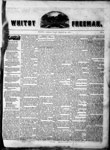 Whitby Freeman (Whitby, ON: J. S. Sprowle, 1850), 20 Mar 1850