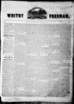 Whitby Freeman (Whitby, ON: J. S. Sprowle, 1850), 27 Mar 1850