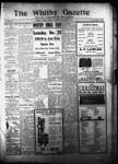 Whitby Gazette, 14 Dec 1911